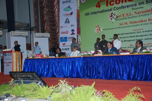 Glimpses 4th & 6th IconSWM held at Hyderabad17