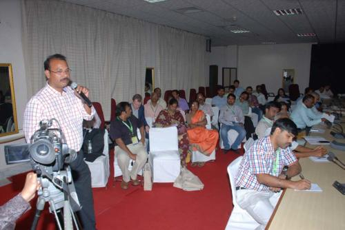 Glimpses 4th & 6th IconSWM held at Hyderabad20