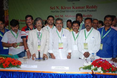 Glimpses 4th & 6th IconSWM held at Hyderabad24