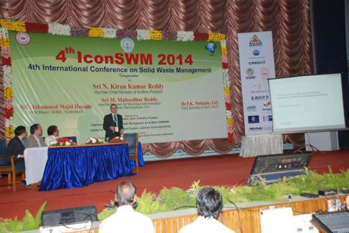 Glimpses 4th & 6th IconSWM held at Hyderabad30