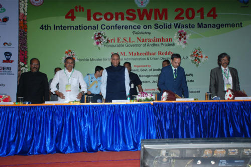 Glimpses 4th & 6th IconSWM held at Hyderabad6