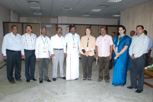 Glimpses 4th & 6th IconSWM held at Hyderabad8